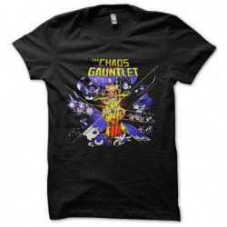 chaos gauntlet tshirt...