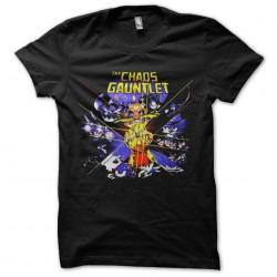 tee shirt chaos gauntlet...