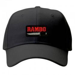 rambo knife cap