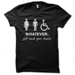 tee shirt whatever wash...
