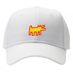 casquette keith haring