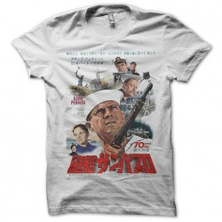 tee shirt The Sand Pebbles white sublimation