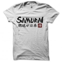 White samurai sublimation...