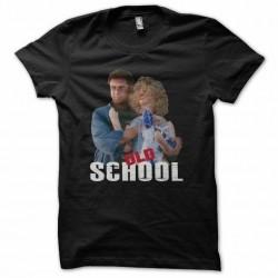 Old school will ferrell frank the tank dolls black sublimation t-shirt