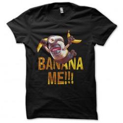 banana me tshirt sublimation