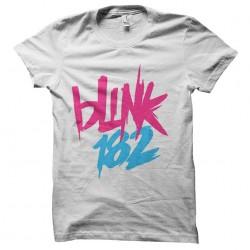 tee shirt blink 182...