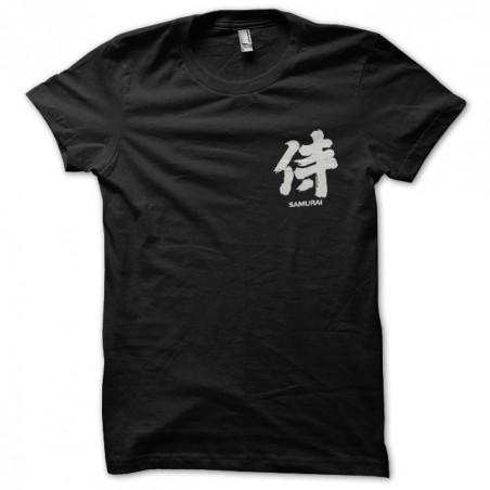 Angel Samurai t-shirt black sublimation