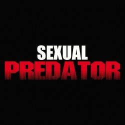 Tee shirt sexual predator...