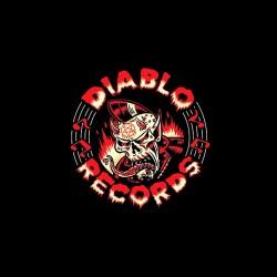 tee shirt diablo records sublimation