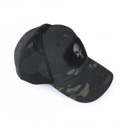 punisher commando cap