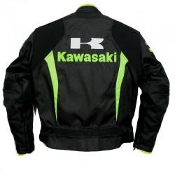 Veste kawasaki thermique doublure amovible