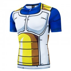 tee shirt vegeta cosplay...