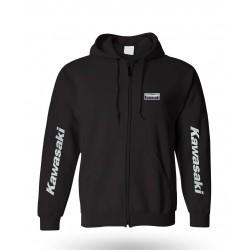 Veste hoodie kawazaki ninja...