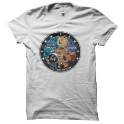 dogecoin to the moon tshirt...