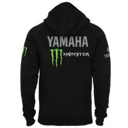 Veste yamaha avec zip brodée