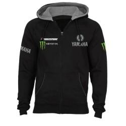 yamaha hoodie with zip