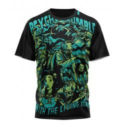 living dead psycho tshirt...