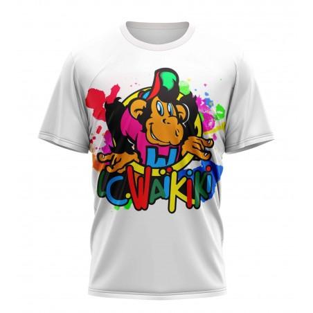 shirt waikiki colors sublimation