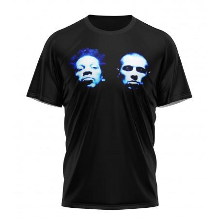 NTM shirt JoeyStarr and Kool Shen sublimation