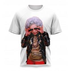 tee shirt mamie bling bling...