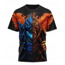 tee shirt king kong vs...