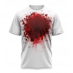 gore blood splash tshirt...