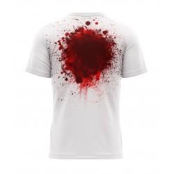 gore blood splash tshirt sublimation