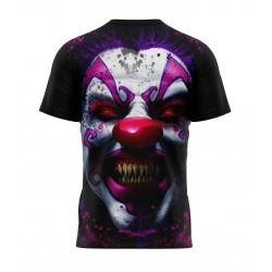 tee shirt clown horrible sublimation