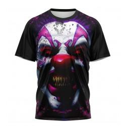 clown terror tshirt...