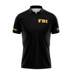 Polo shirt FBI sublimation
