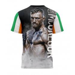 conor mcgregor tshirt sublimation
