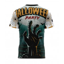 halloween party tshirt sublimation