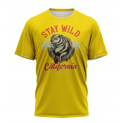 stay wild california tshirt...