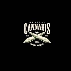 cannabis medical tshirt sublimation