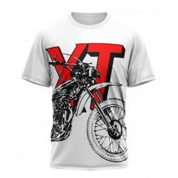 tee shirt yamaha XT 500...