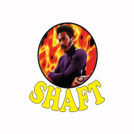 What becomes shaft? shirt version old school white sublimation