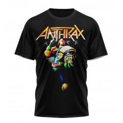 anthrax tshirt sublimation