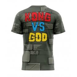 tee shirt kong contre god sublimation