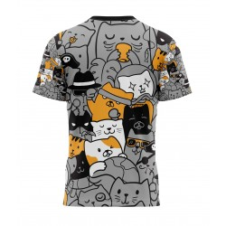 kitten party tshirt sublimation