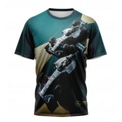 tee shirt Mercedes AMG...