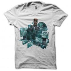 Tee shirt capitaine Fury des Avengers  sublimation