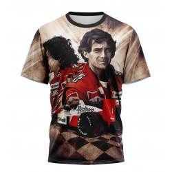 alain prost vintage tshirt...