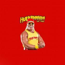 hulk hogan hulkmania tshirt sublimation