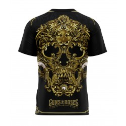 Guns N' Roses tshirt sublimation