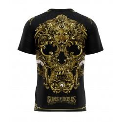 tee shirt Guns N' Roses sublimation