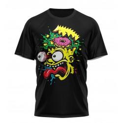 psycho bart tshirt sublimation
