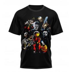 tee shirt haloween serial...