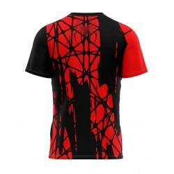 tee shirt metal spiderman sublimation