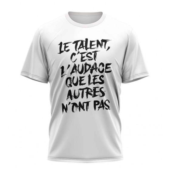 tee shirt le talent...