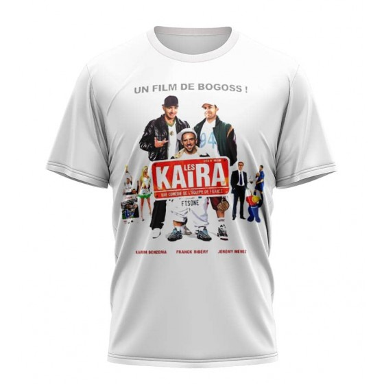 tee shirt benzema parodie...
